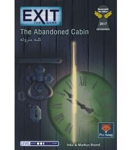 بازی ایرانی خروج: کلبه متروکه (Exit: The Abandoned Cabin)