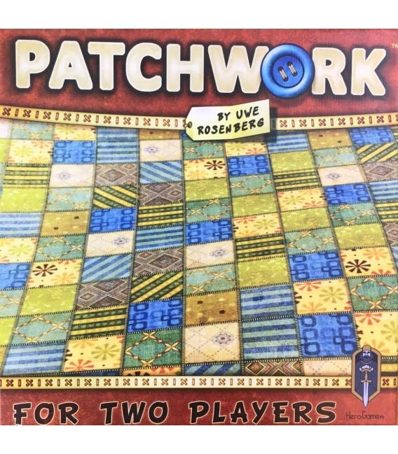 بازی ایرانی چهل تکه (Patchwork)