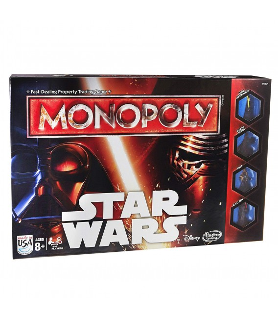 مونوپولي جنگ ستارگان ( Monopoly Star Wars )