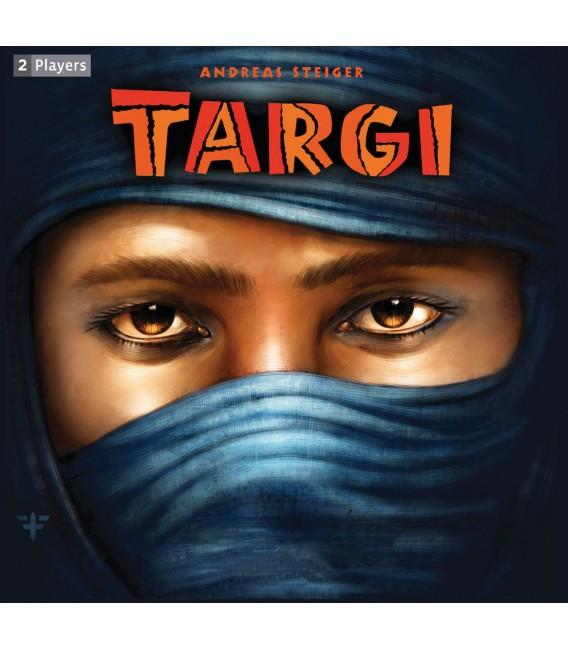 بازی ایرانی تارگی (Targi)
