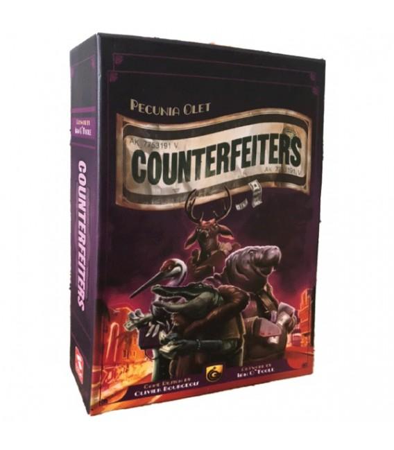 بازی ایرانی Counterfeiters