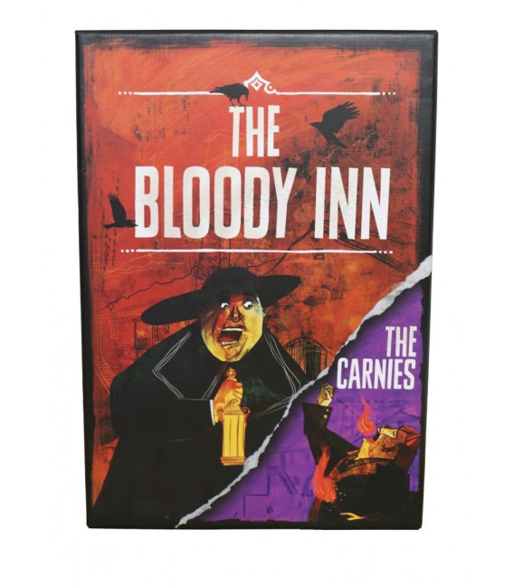 بازی ایرانی مهمانخانه خونین (The Bloody Inn)