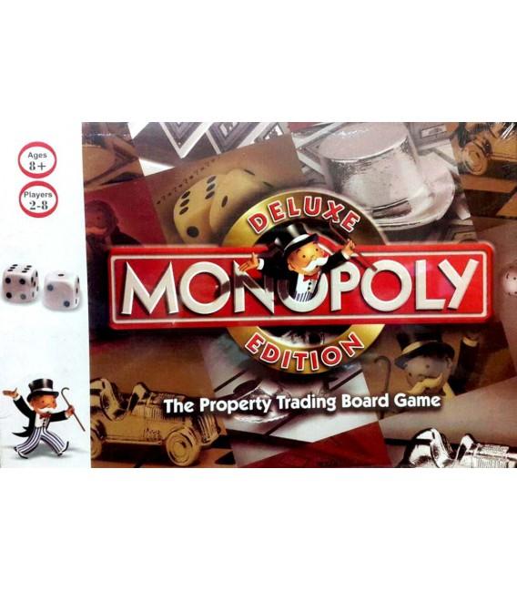 مونوپولی ( Monopoly Delux Edition )