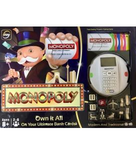 بازی ایرانی مونوپولی کارت خوان دار (Monopoly: Ultimate Banking)