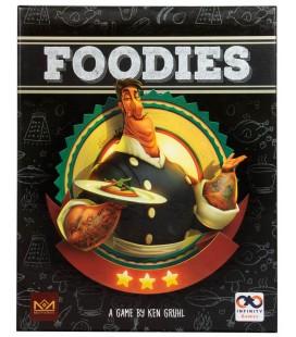بازی ایرانی رستوران دارها (Foodies)