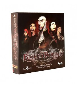 بازی ایرانی بلاد باند (Blood Bound)