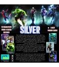 بازی ایرانی سیلور مارول و دیسی silver marvel and dc