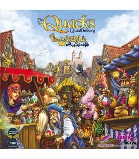 بازی ایرانی شارلاتان های کوئدلینبورگ The Quacks of Quedlinburg