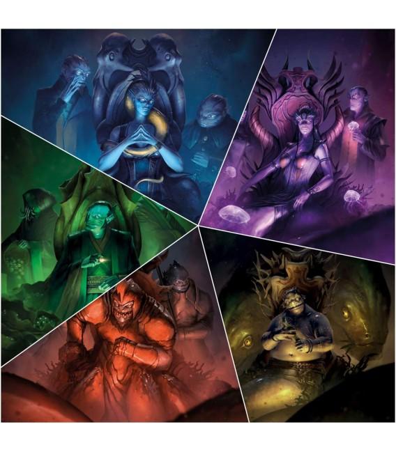 بازی ایرانی دسیسه :دنیای اعماق Conspiracy: Abyss Universe