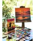 بازی ایرانی پیکاسو Sunset Over Water