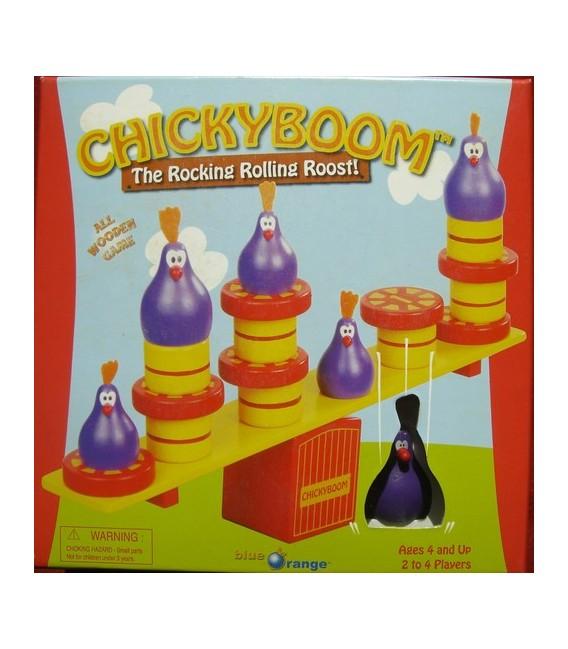چیکی بوم ( Chickyboom )