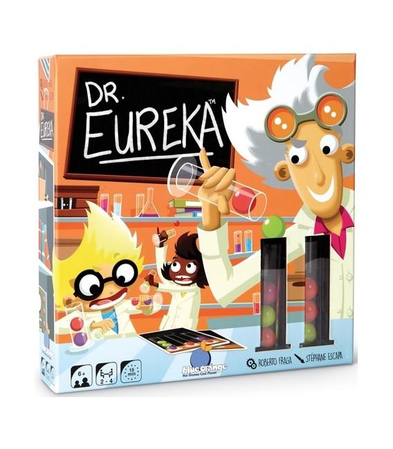 دکتر یوریکا ( Dr. Eureka )