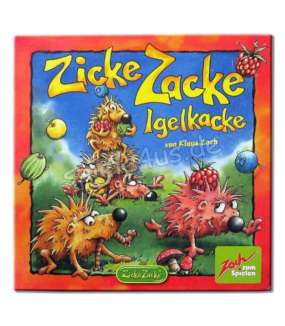 المپیک جوجه تیغی ها ( Zicke Zacke Igelkacke )