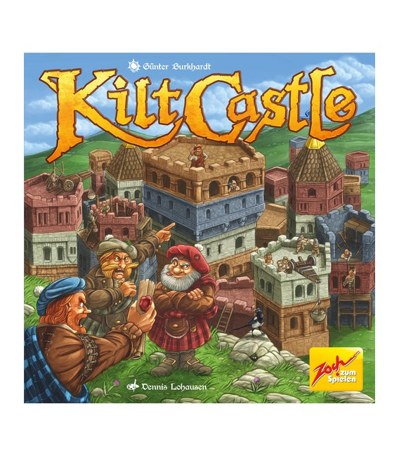 کیلت کسل قلعه دامن پوش ها ( Kilt Castle )