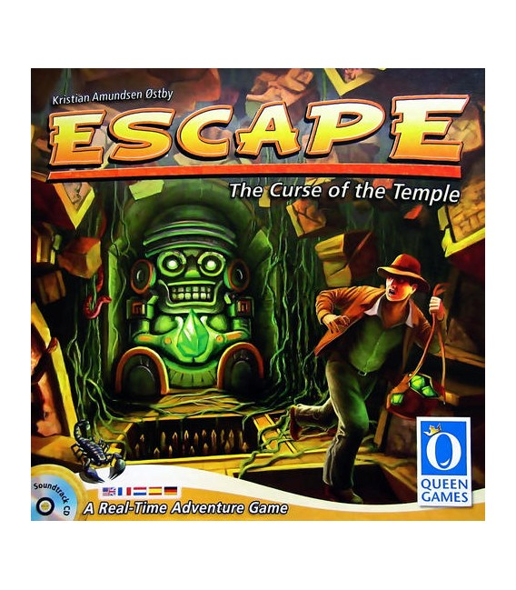فرار: نفرین معبد ( Escape: The Curse of the Temple )