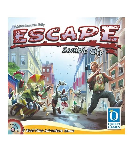 فرار: شهر زامبی ( Escape: Zombie City )