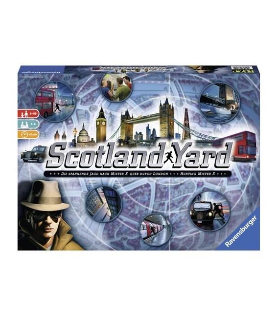 اسکاتلندیارد (Scotland Yard)
