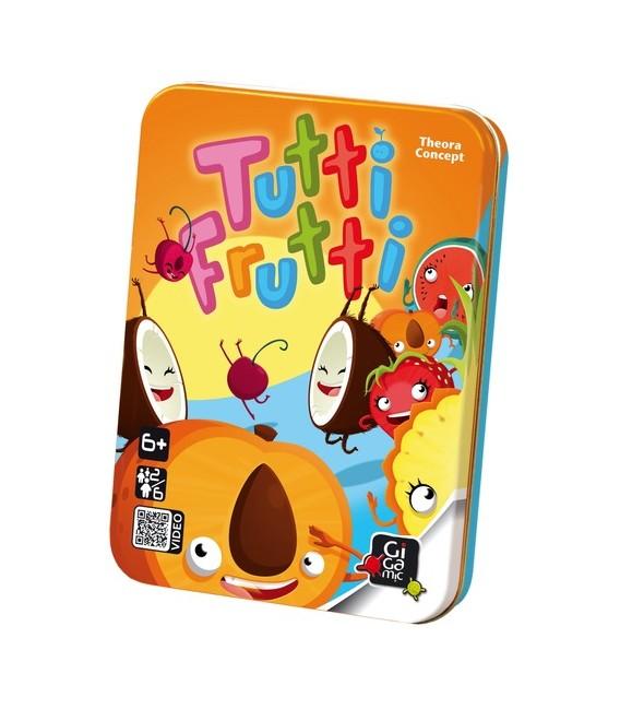 توتی فروتی (Tutti Frutti)