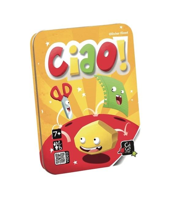 چائو! (Ciao)
