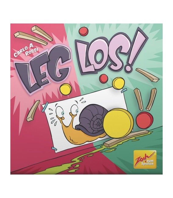 لِگ لاس (Leg Los)